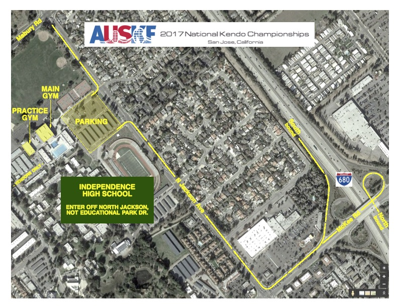 Independence High School Campus Map.Auskf Nationals 2017